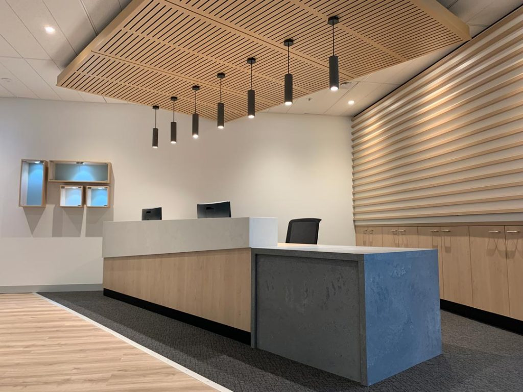 Office Fit out Maquarie Park