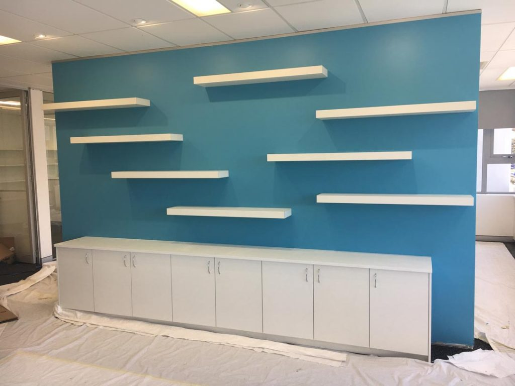 Retail Miscellaneous Joinery Units