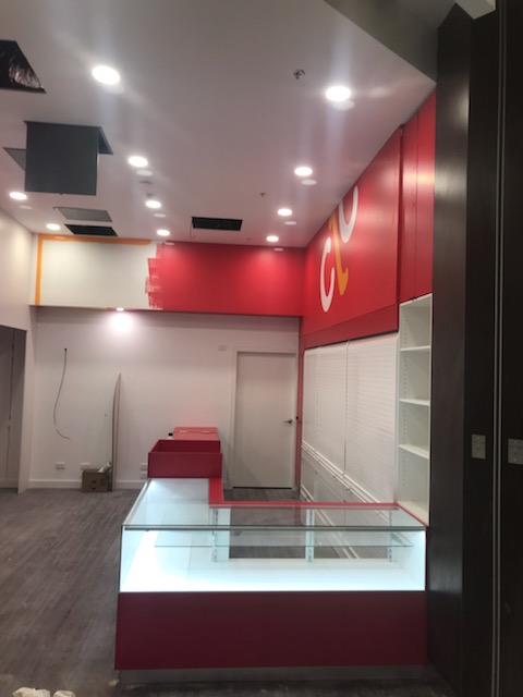 Retail Shop Fit out CTC