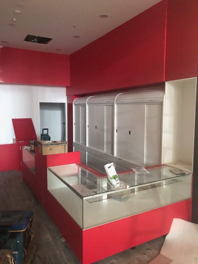 Retail Shop Fit out CTC