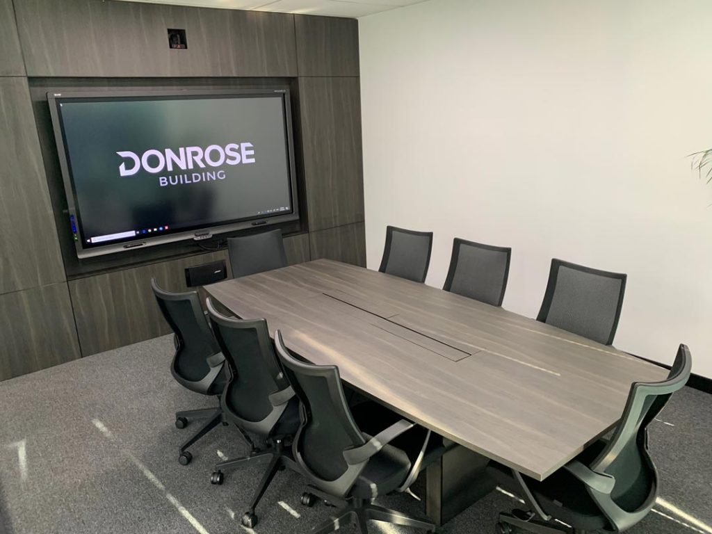 Office Fit out Donrose