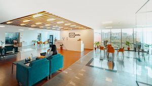 Commercial office fitouts Sydney